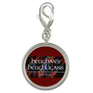 Heughligans Logo (Red) Charm
