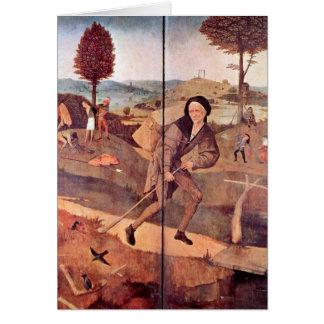 Heuwagen - The Pilgrimage of life postcard