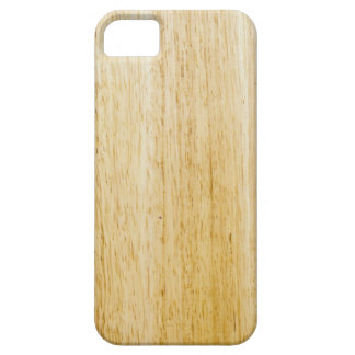 Hevea wood texture iPhone 5 covers