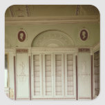 Heveningham Hall, Suffolk: library, 1778-80 Square Sticker