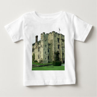 Hever Castle Design 2 Baby T-Shirt