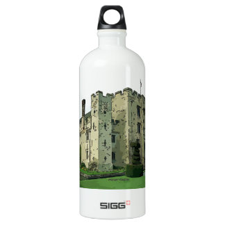 Hever Castle Design 2 Water Bottle