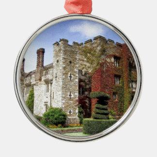 Hever Castle, Kent, England Metal Ornament