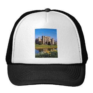Hever Castle, Kent flowers Mesh Hats