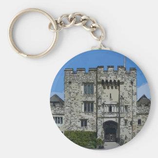 Hever Castle Key Chain