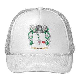 Hew Coat of Arms (Family Crest) Trucker Hat