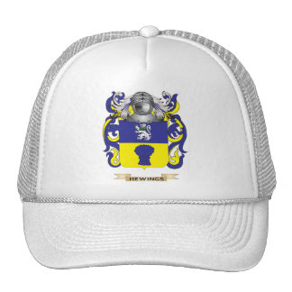 Hewings Coat of Arms (Family Crest) Trucker Hat