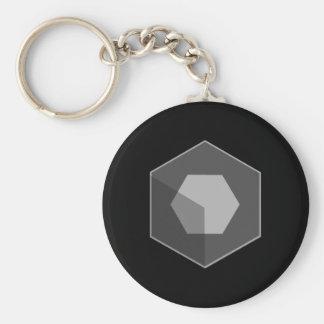 HEX3D Keychain