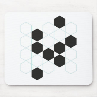 HEX MOUSE PADS
