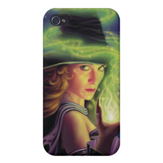 Hex of the Wicked Witch Cases For iPhone 4