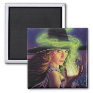 Hex of the Wicked Witch Magnet