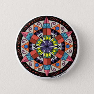 Hex Sign 1 Button
