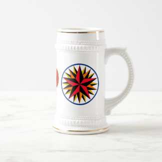 HEX Signs - Pennsylvania Dutch 1 - Classic Stien Beer Stein