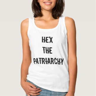 Hex The Patriarchy Tank Top