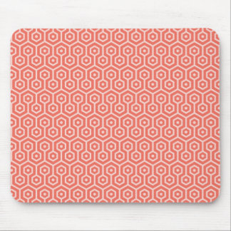 Hexa Pattern Mouse Pad