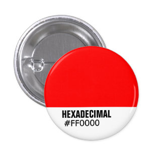 HEXADECIMAL Color Template - Customized Pins