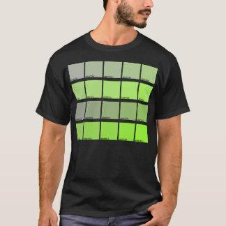 Hexadecimal Colors Hue 261-280 T-Shirt