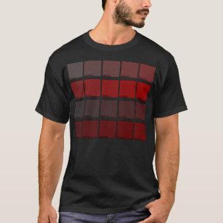 Hexadecimal Colors Hue 61-80 T-Shirt