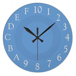 Hexadecimal Geek clock I