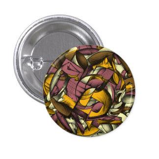 hexadoodle pin redondo 2,5 cm