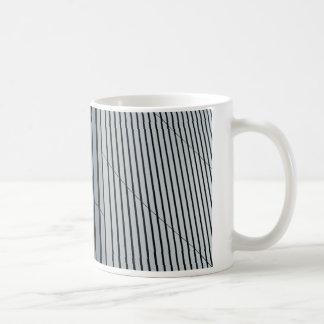 Hexagon 1 coffee mug