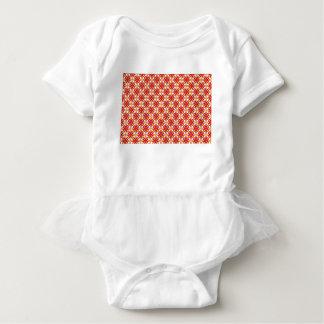 hexagon baby bodysuit