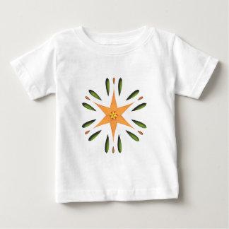 Hexagon bloom hexagon bloom baby T-Shirt