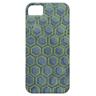 hexagon iPhone 5 case