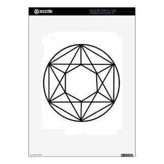 Hexagon Gem2 Skin For The iPad 2
