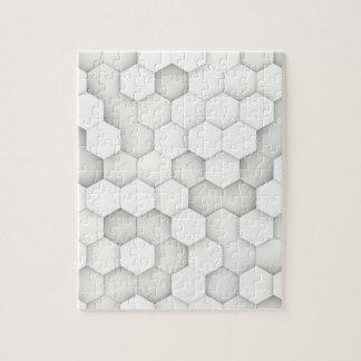 Hexagon Jigsaw Puzzle