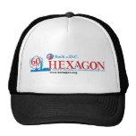 Hexagon Merchandise Hat Trucker Hat