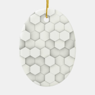 Hexagon Ornament