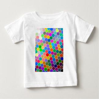 Hexagon Pebbles Baby T-Shirt