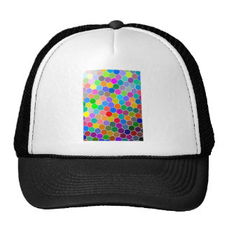 Hexagon Pebbles Trucker Hat