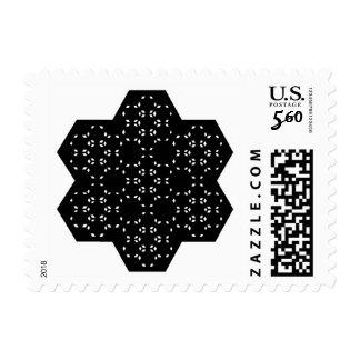 Hexagon Postage