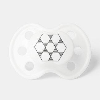 Hexagon Star Pacifier