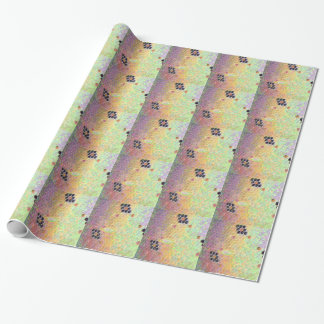 Hexagon Tiled Kitchen Floor Gift Wrapping Paper