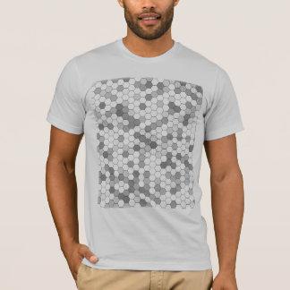 Hexagonal Pattern T-Shirt