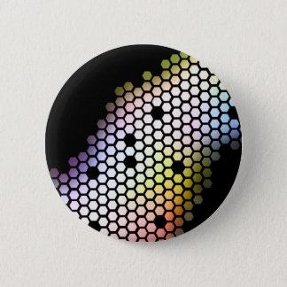 Hexagons Button