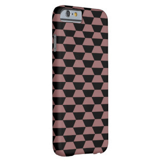 HEXAGONS (GEOMETRIC PATTERN) iPhone 6 Case