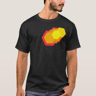 hexagons light T-Shirt