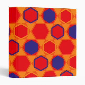 Hexagons (orange) folder