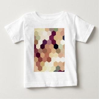 Hexagons VI Baby T-Shirt