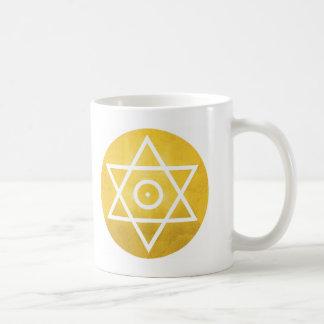Hexagram Coffee Mug