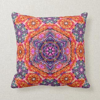 Hexagram de la almohada de tiro de la persistencia