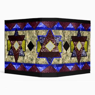 hexagram marble binder