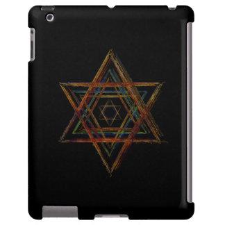 Hexagram sacred geometry symbol