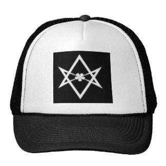 hexagram unicursal gorro de camionero