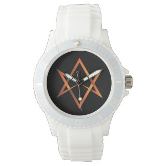 Hexagrama Unicursal Watch