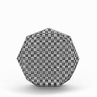 Hexagrams pattern award